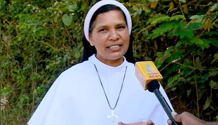 Church seeks explanation Sister Lucy nuns silent over their plight