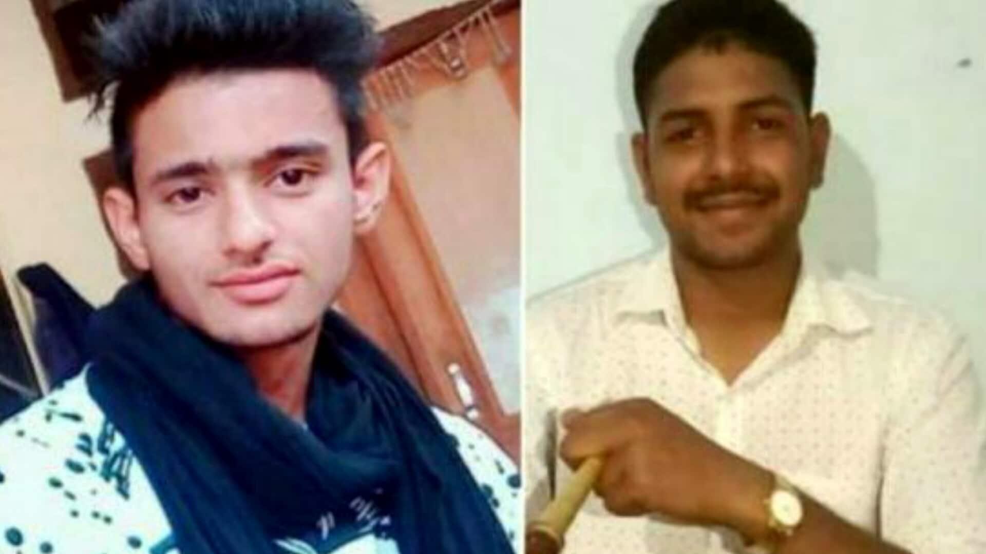 Two more accused arrested in rewari gangrape