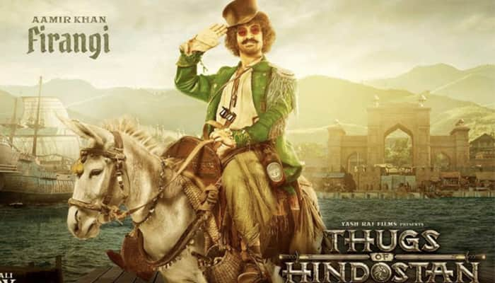 thugs of hindostan got the highest initial collection of 2018