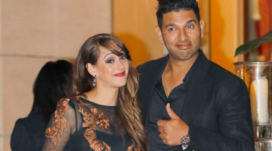 cricketer Yuvraj Singh Hazel Keech Harry Potter Prisoner of Azkaban
