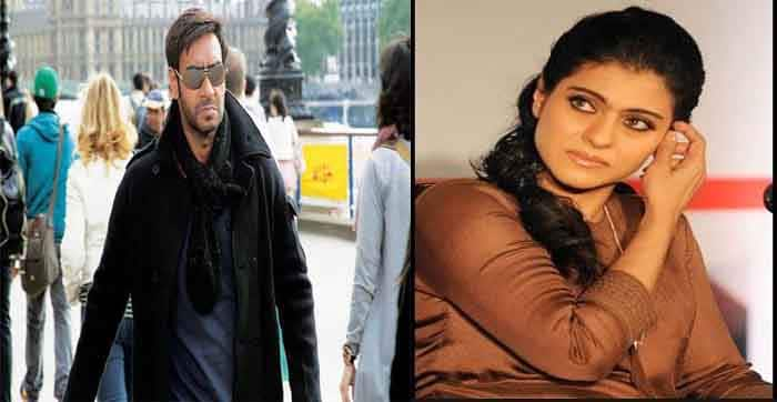 When Ajay Devgn said he doesn't listen to his wife Kajol, here's how actress reacted-SYT