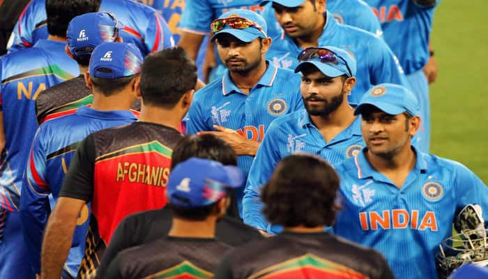Asia Cup: Tie the match between India and Afghanistan