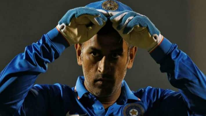 Asia Cup final MS Dhoni completes 800 dismissals in International cricket
