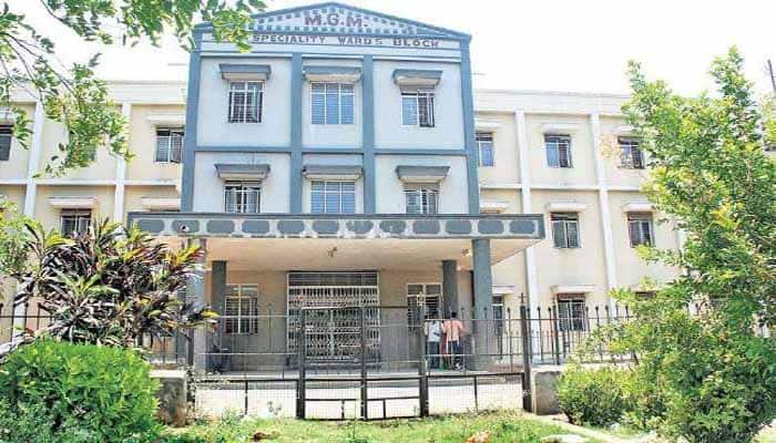 20 house surgeon doctors tested positive for corona in warangal MGM - bsb