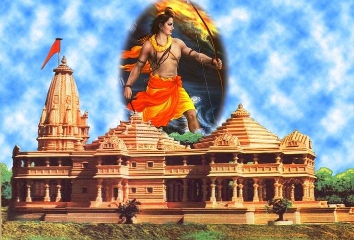 ayodhya ram mandir hindu muslim bjp vhp congress mosque babar