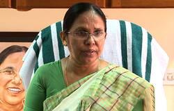 <p>He said the minister was trying to earn the name of 'Covid Rani' like the earlier title of 'Nipah Rajkumari'</p>