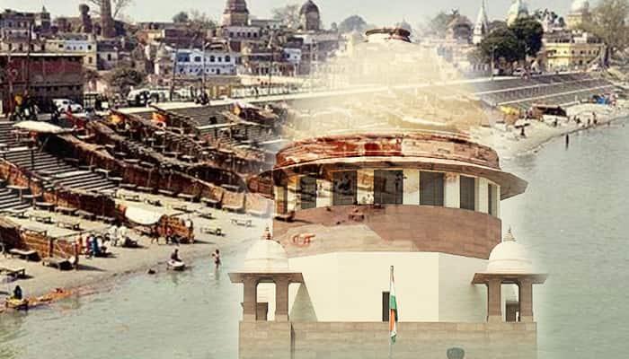Ayodhya land-dispute case Vishwa Hindu Parishad Ram mandir supreme court 1994 ruling