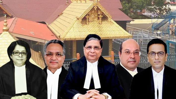 In Sabarimala verdict why Justice Indu Malhotra Dissented the Judgement