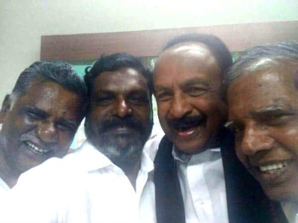 MDMK and VCK Carder Angry Against DMK Leader MK Stalin