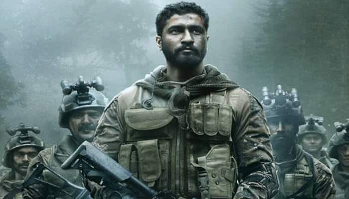 First song from Uri: The Surgical Strike is out and we cannot keep calm