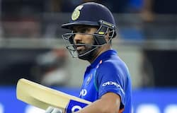 Rohit Sharma Out