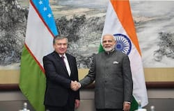India signs pact with Uzbekistan for collaboration in IT sector