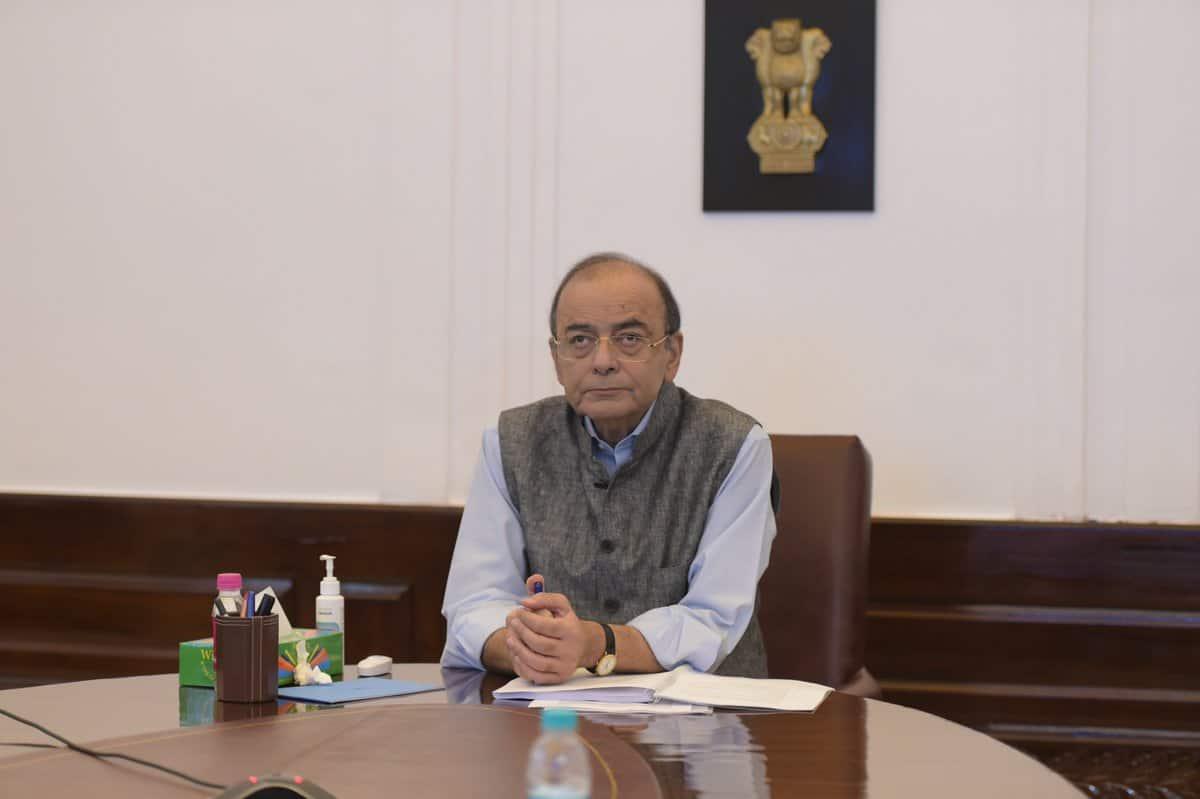 States revenue shortfall a matter of concern says Centre