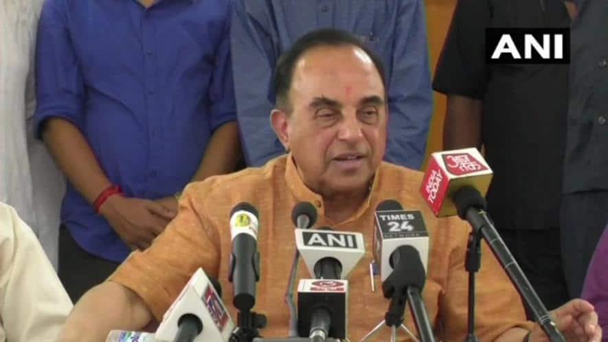 Subramaniyam swami attack on pakistan and Imran