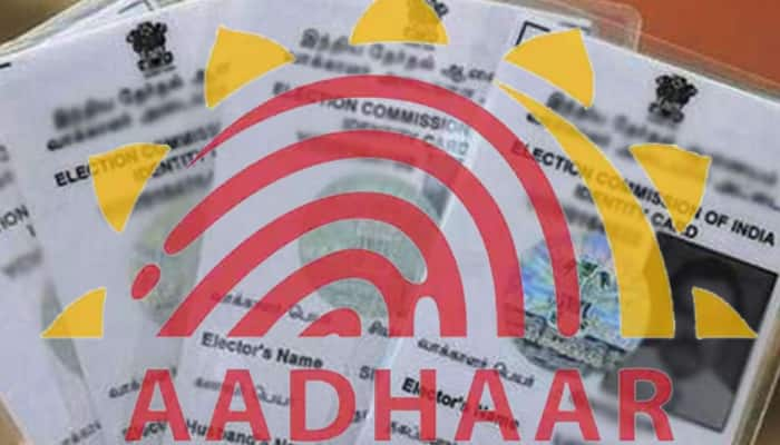 Voter I card may connect to AAdhar