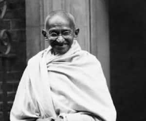 Gandhi and Kasturaba Gandhi writes writer Mallika Ghanti