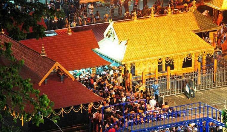 Sabarimala Temple...Section 144 imposed