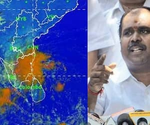 Nivar storm has crossed the whole of Tamil Nadu ..! Disaster Management Minister interview ..!
