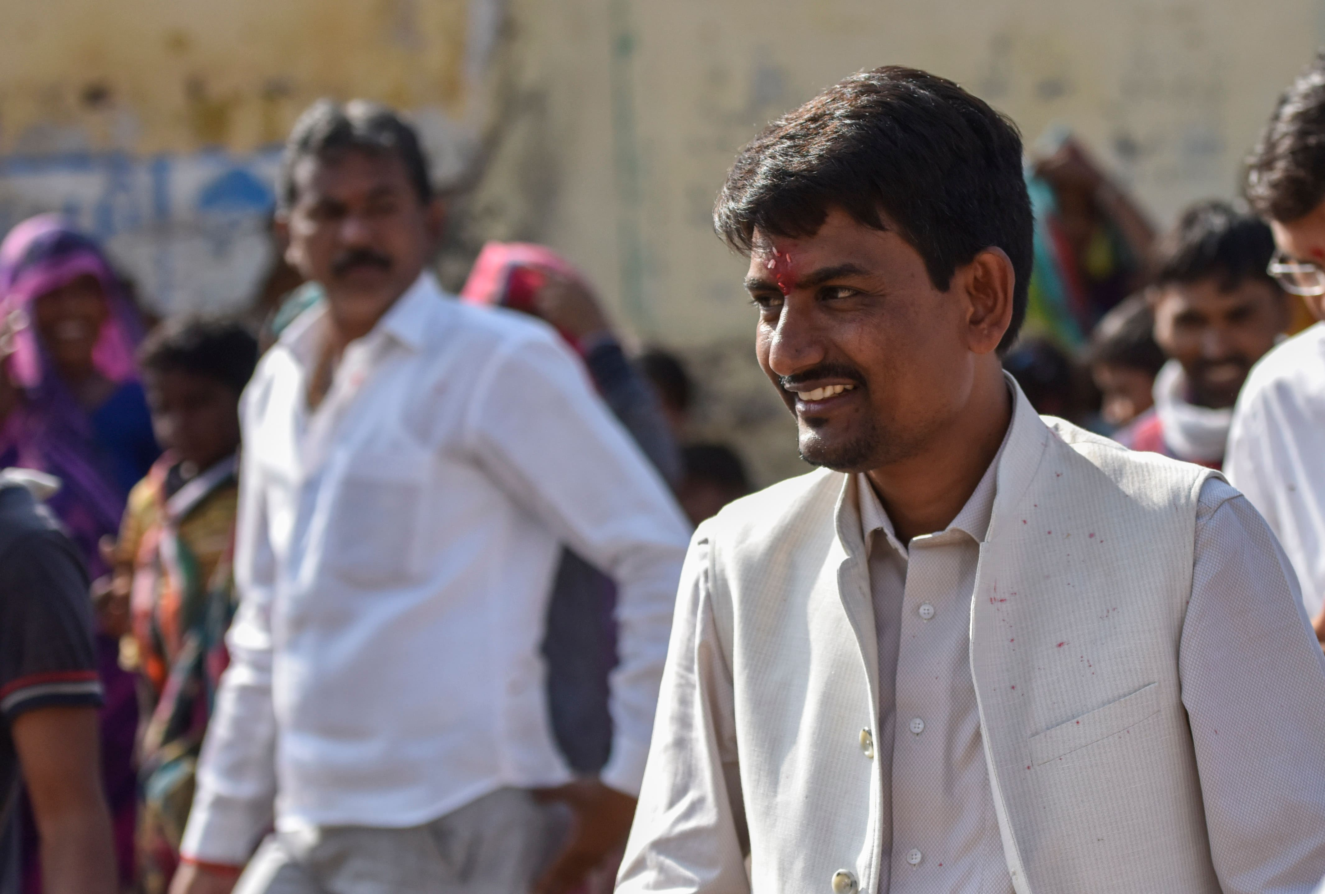 More than 15 MLA of Gujarat will leave Congress soon, claims Alpesh Thakor after meeting with Nitin Patel