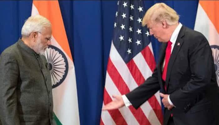 Donald trump congratulate pm narendra modi after loksabha election 2019 results