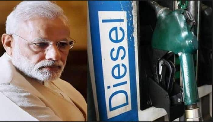 Petrol, Diesel Price Hiked for 6th Consecutive Day