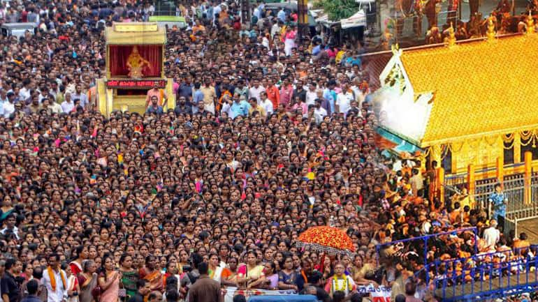 Two women from Andhra stopped from entering Sabrimala