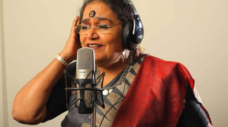 Uthup recalled that when she sang at night clubs in the 70