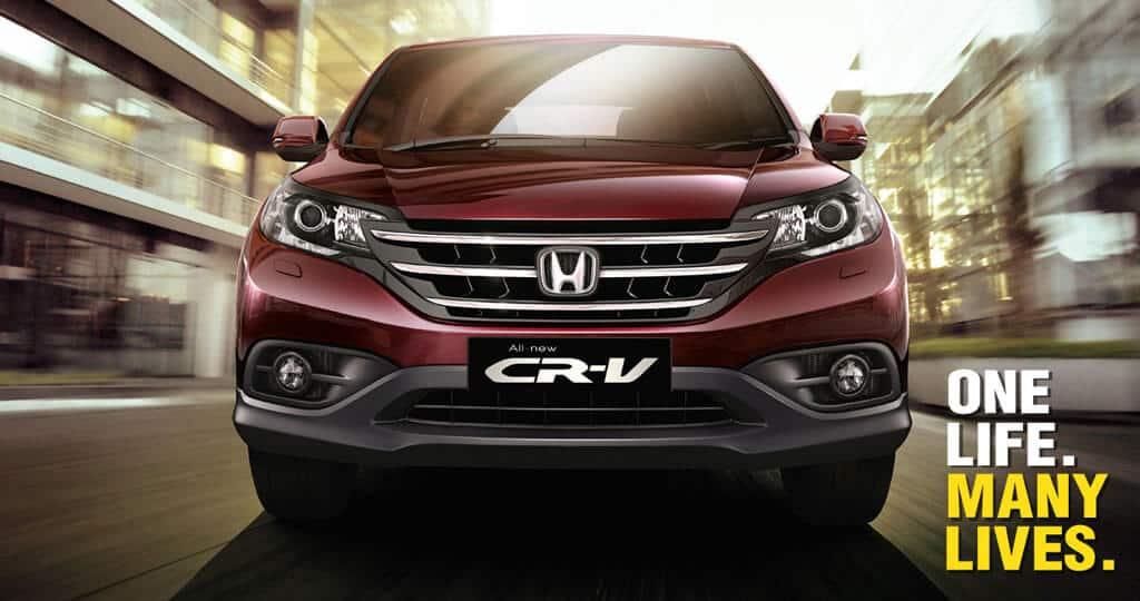 Most expected 2018 Honda CR-V Launch Tomorrow