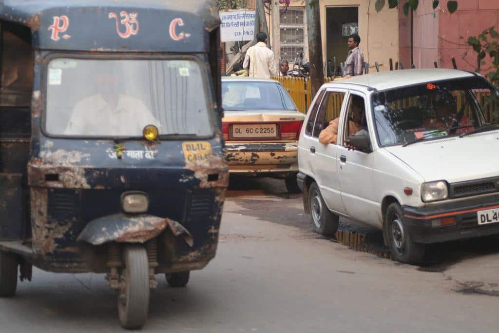 Ban on 15 year old vehicle