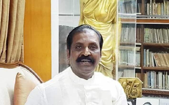lyricist vairamuththu statement