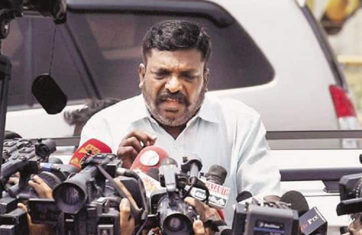 There is no guarantee of peace: Thirumavalavan, who once again ignited the fire
