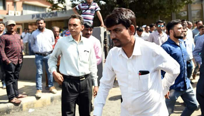 Setback for congress in Gujarat, Alpesh Thakor quits party ahead of Lok Sabha elections