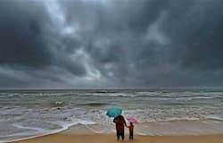 thithli strom in south india from today