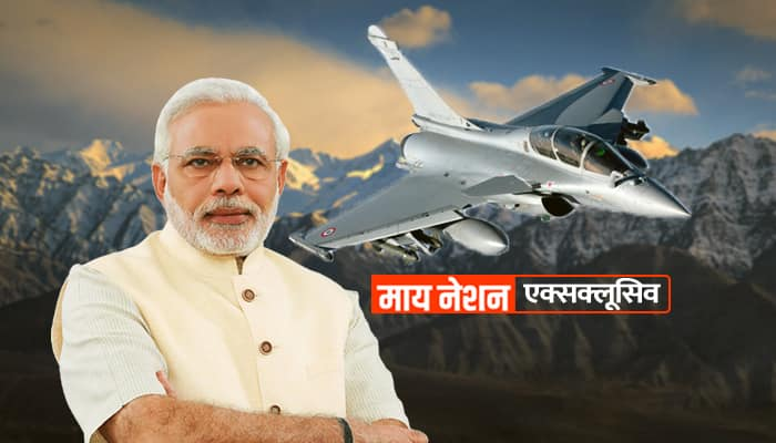 India building mountain bombing range along the China border for Air Force