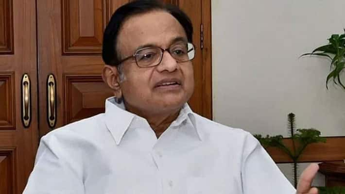 Chidambaram in Enforcement Directorate office once again for INX Media case
