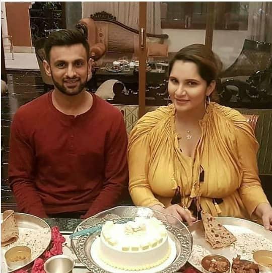 Sania Mirza Shoaib Malik baby boy Mirza Malik Hyderabad