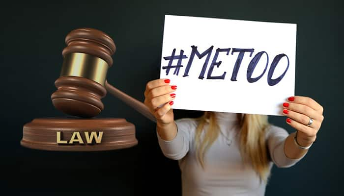 #MeToo Indian judiciary High Court judge sexism rampant legal fraternity