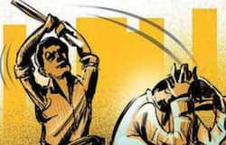 man attacked wife's ex husband