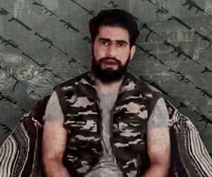 Terrorist Commander Zakir Musa run for his life in Pulwama of Jammu and Kasmir
