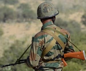 Indian Army Hizbul terrorists Jammu and Kashmir killed security forces