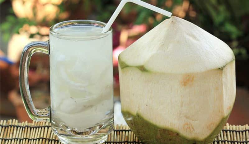 Amazing benefits of coconut water