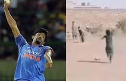 pakistan boy imitates bumrah