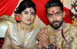 Ravindra Jdeaja wife Riva
