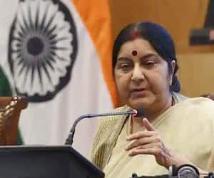 sushma swaraj to discuss issues faced by indians in kuwait with rulers