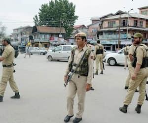 Two terrorists killed in Kashmir