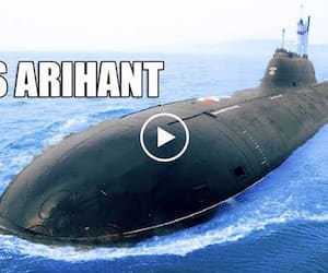 INS Arihant nuclear triad second-strike capability submarine
