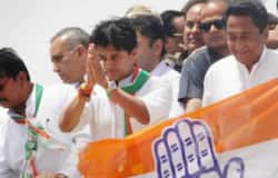 Kamal Nath and Jyotiraditya Scindia