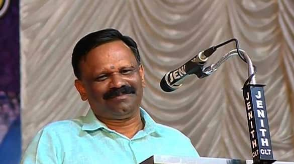 valsan thillankeri about rumors about BJP Chief post