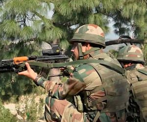pakistan gets befitting response to attempted bat attack in naugam from indian army