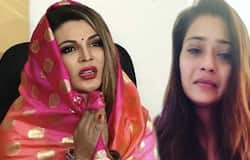 Rakshi Sawant Sara Khan
